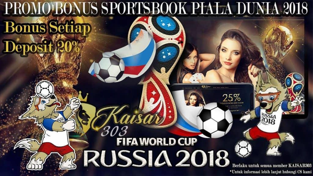 Agen Judi Bola Piala Dunia Terpercaya